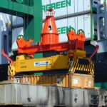 Quay Crane Model 2400