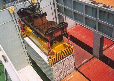 Quay Crane Model 2400SA-1