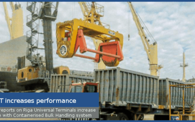 Riga Universal Terminal increases performance with CBH
