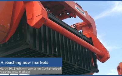 Containerised Bulk Handling Reaching New Markets