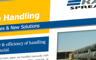 Pipe Handling – Challenges & New Solutions