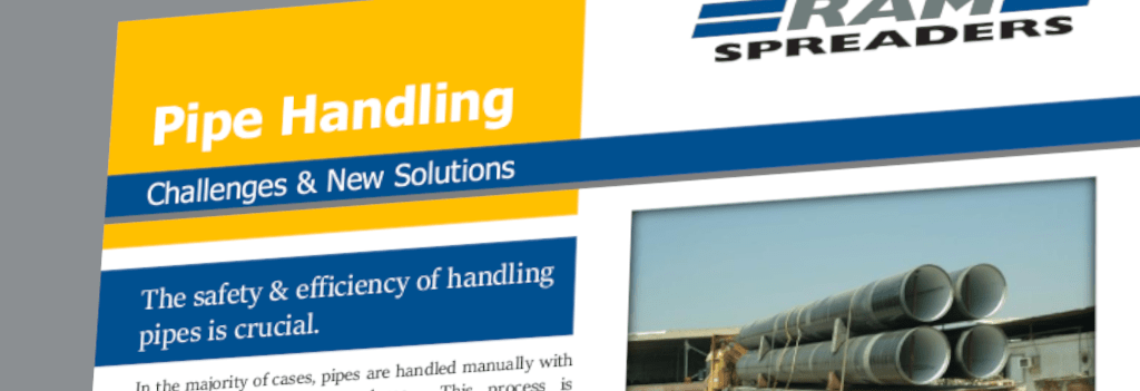 Steel pipe handling challenges and solutions