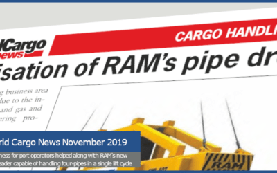 WCN reports on the realisation of RAM's pipe dream