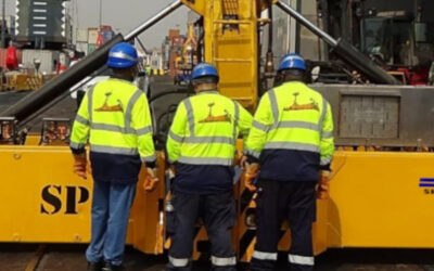 Africa Port helps RAM re-engineer MHC spreaders for tough environment