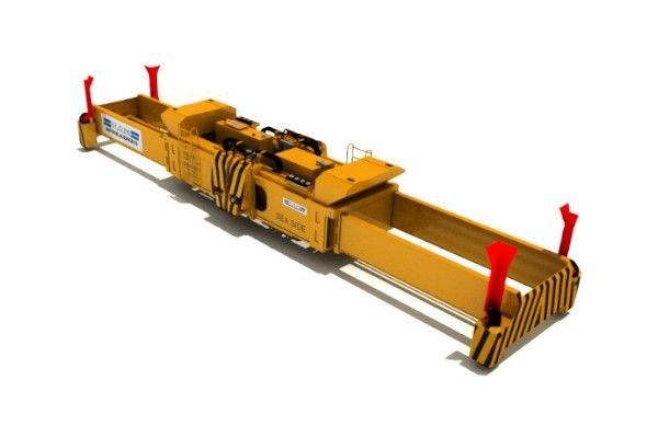 2900 - twin lift spreader