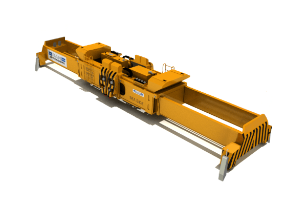 3900 RTG Crane Spreader - RAM Spreaders