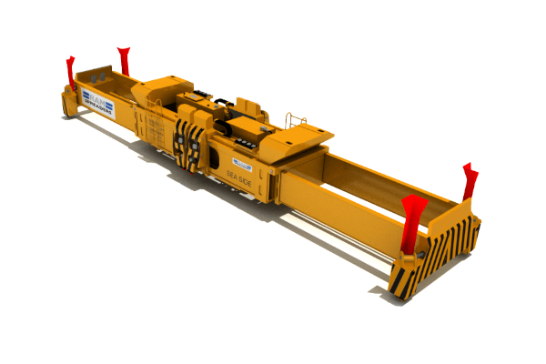 3900 STS Crane Spreader - RAM Spreaders