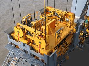 (451x338) Tandem headblock - automatic docking station