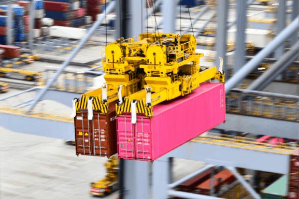 Tandem lifting - RAM Spreaders