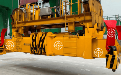 New Crane Spreader for STS Quayside Operations