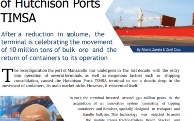 The Reinvention of Hutchinson Ports TIMSA