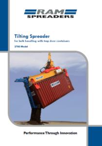 Tilting Spreader Brochure